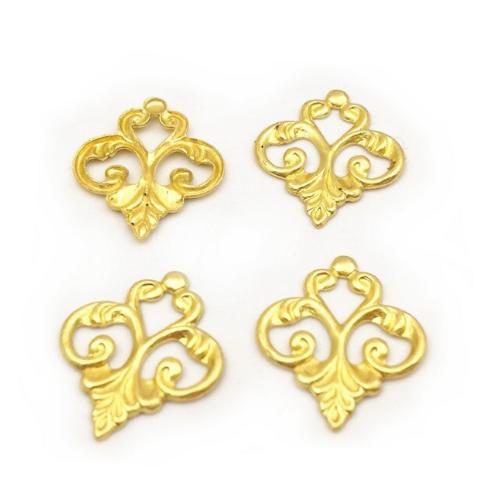 Metal Filigree Crowns - 13x15mm (20pcs)