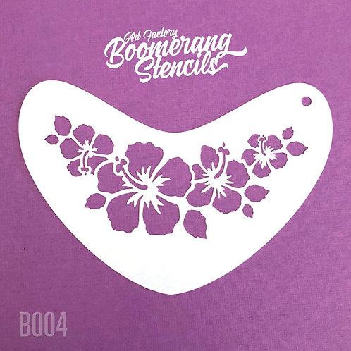 Boomerang - Hibiscus Crown