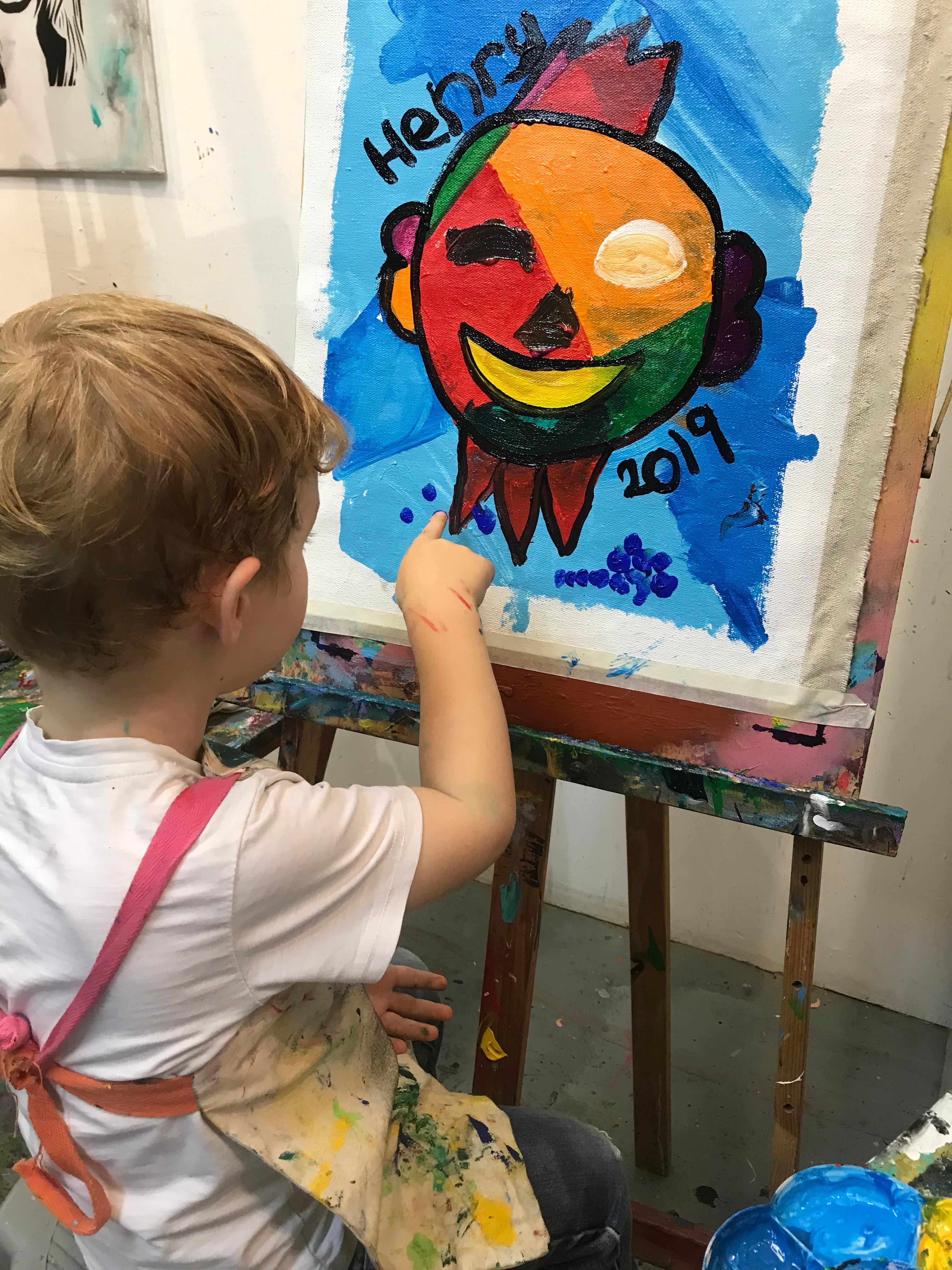 Art For Tots