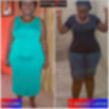 5 weeks weight loss transformation