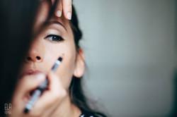 Maquillage mariée 2015