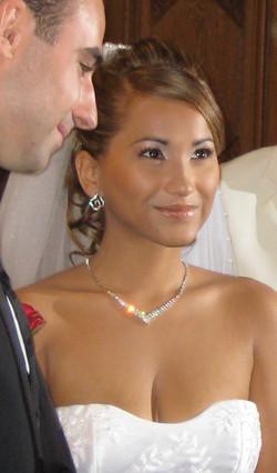 Maquillage mariée 2007