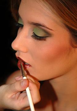 Maquillage mode/soirée