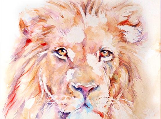 Wildlife in Watercolour workshop