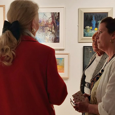 Society of Women Artists 157th Exhibition