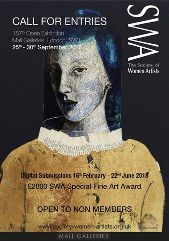 SWA 157th Exhibition 2018 Call for entries