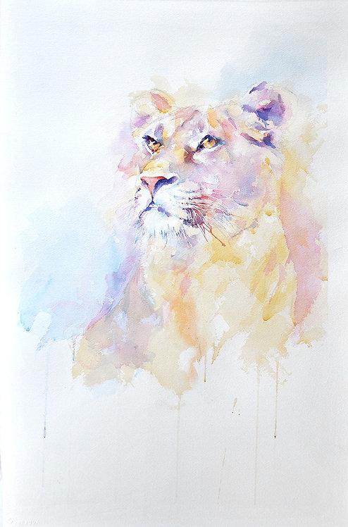 Demo painting 1036