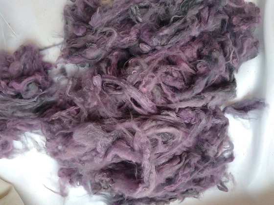 Dyed Angora
