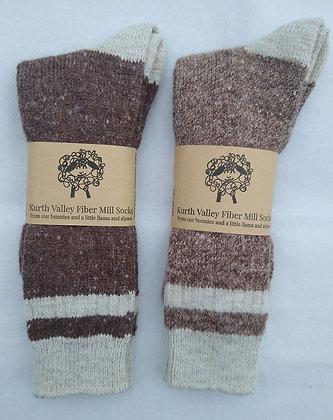 Alpaca Angora Socks