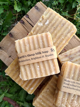 Sheep Milk Soap