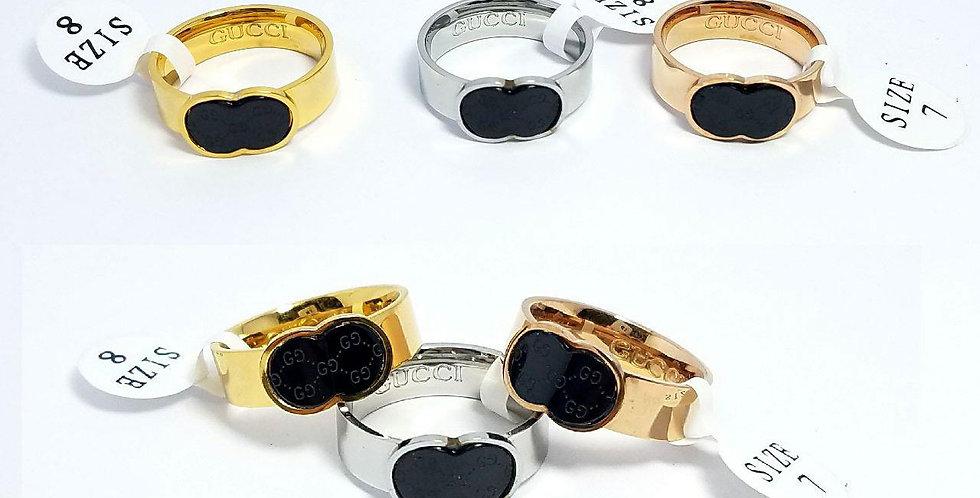 Gucci Ring Wedding Zirconia Diamond Jewelry Accessories