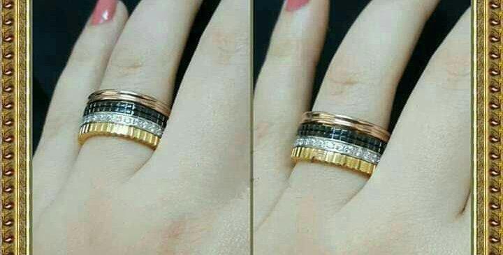 Boucheron Ring Diamonds Quatre wedding