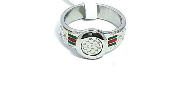 Gucci Ring Wedding  Silver Jewelry Accessories