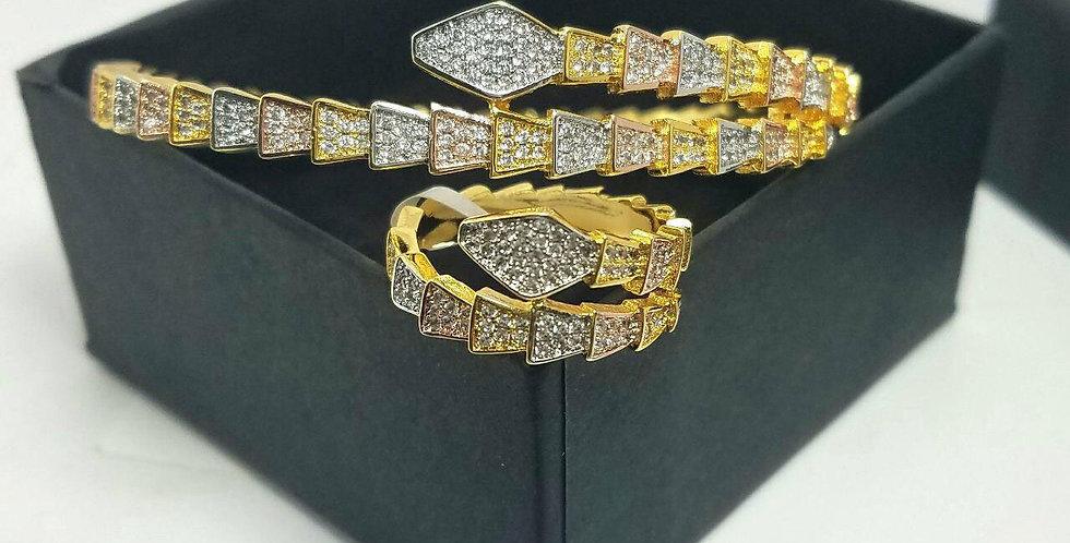 Bracelet Ring Zirconia Diamond Jewelry Accessories