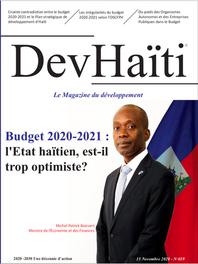 DevHaiti 15/11/2020