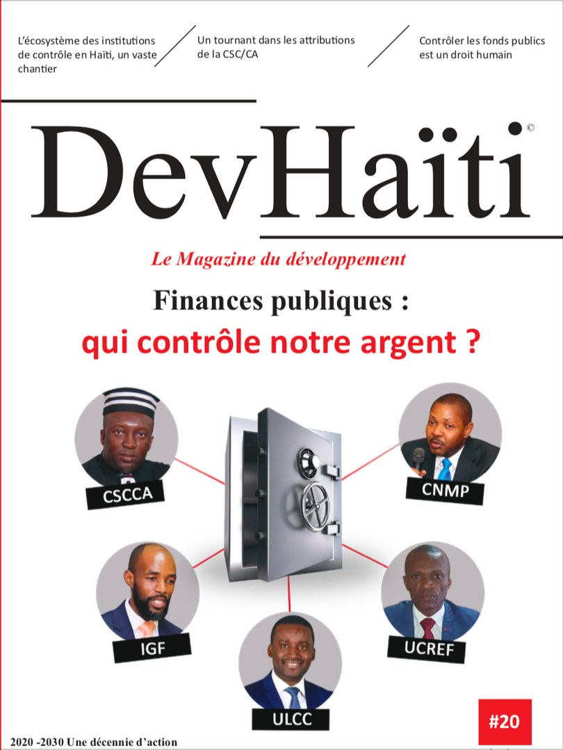 Dev Haiti 17/12/2020