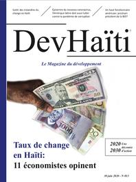 DevHaiti 30/06/2020