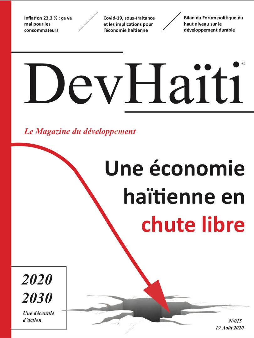 DevHaiti 19/08/2020