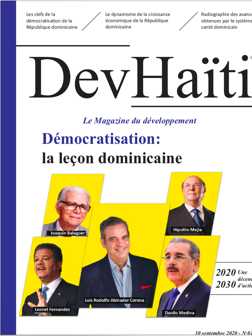 DevHaiti 30/09/2020