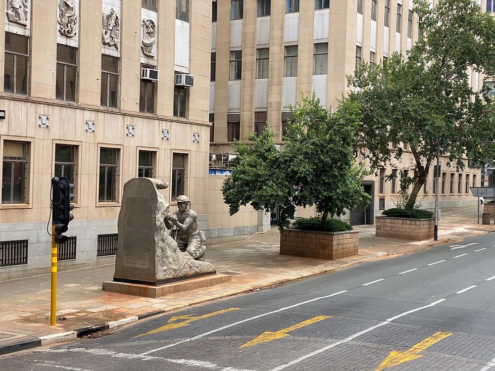 Mining District Johannesburgo