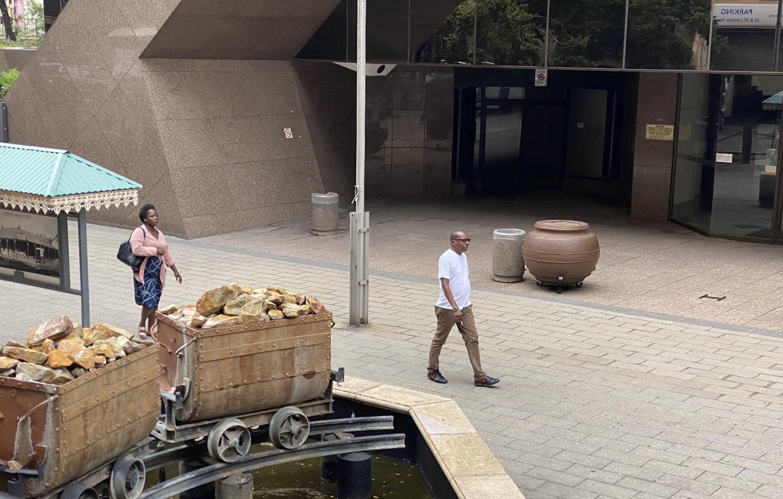 Minas de oro Johannesburgo
