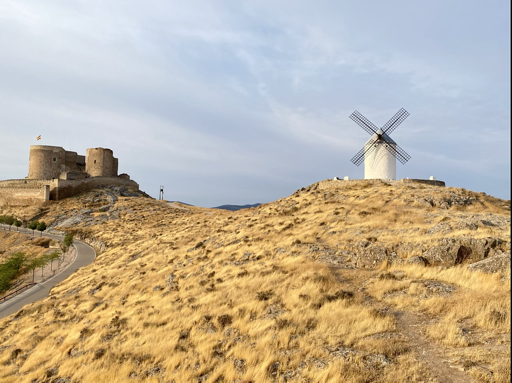 Molinos de viento Consuegra