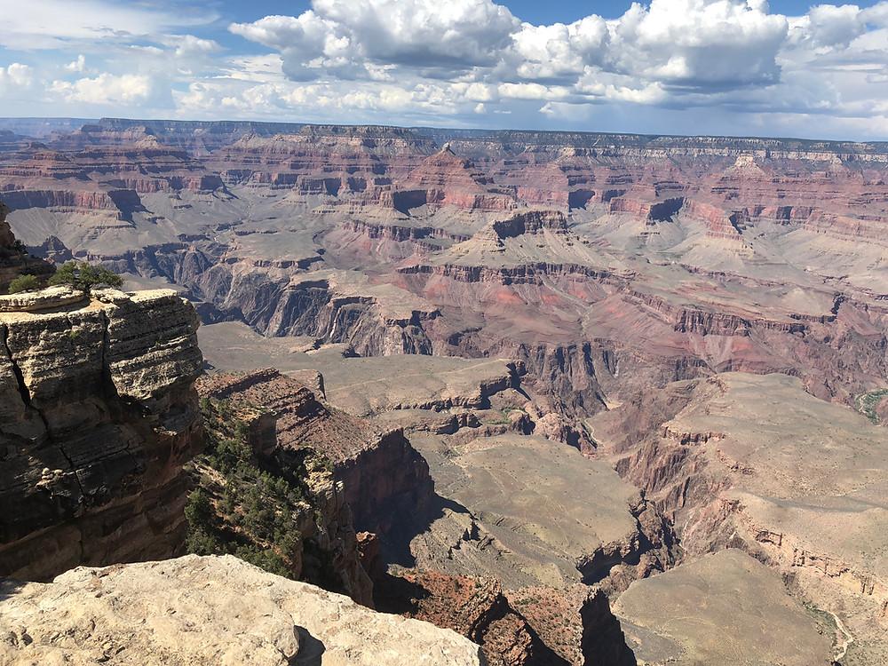 Lugares que ver en el Gran Cañón del Colorado
