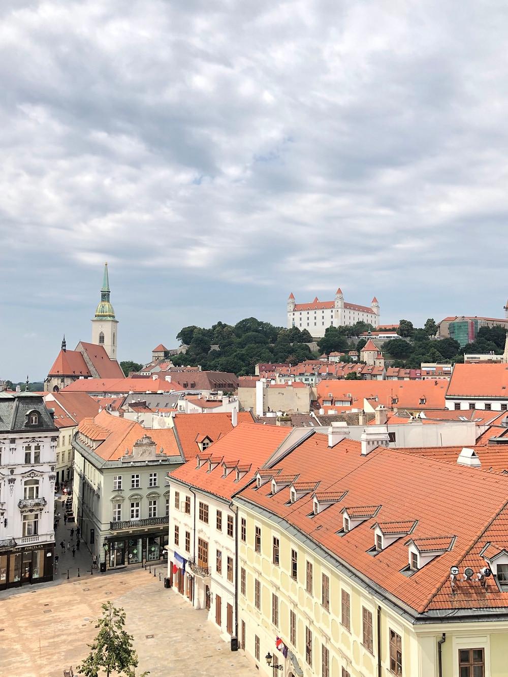 Viewpoint Bratislava