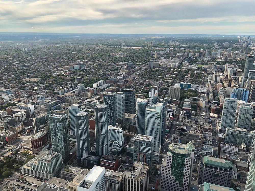 Mejores vistas panorámicas Toronto