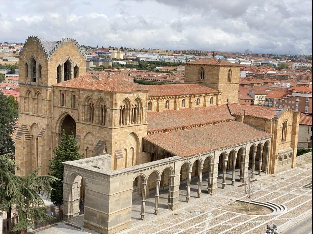 Basílica de San Vicente Ávila