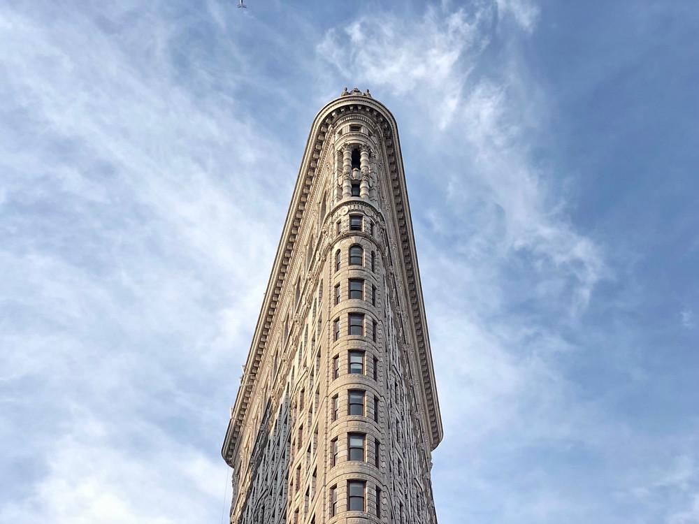 El edificio más estrecho Nueva York