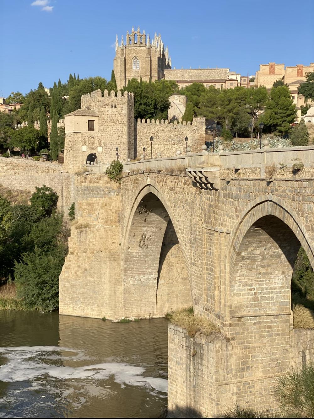 Puente de San Martin de Toledo