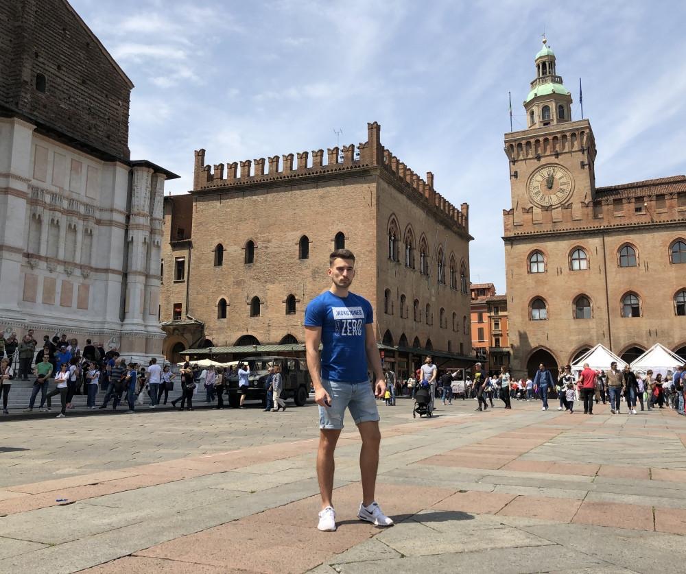 Localizaciones Instagram Bolonia