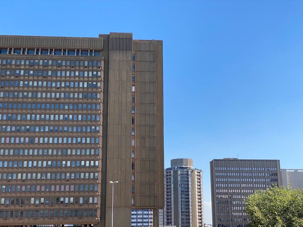 Edificio administrativo