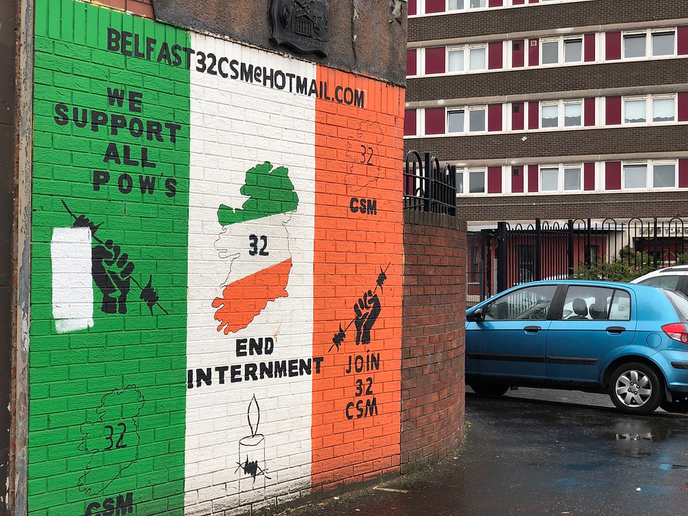 Guerra Irlanda