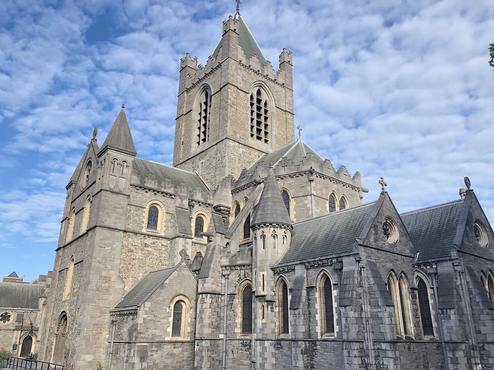 Fachada Christ Church Cathedral