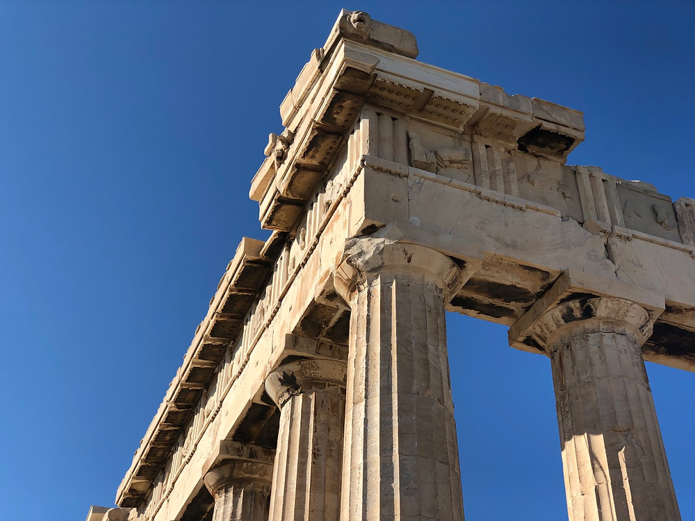 Lugares a visitar en Atenas