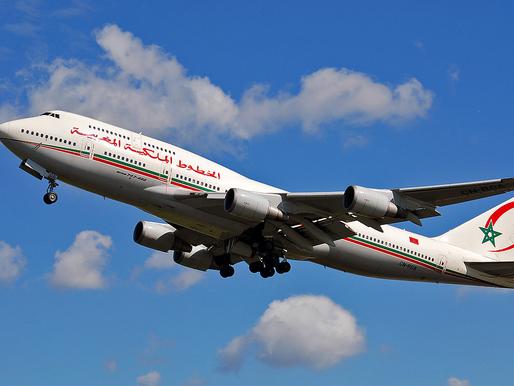 Indemnización Royal Air Maroc