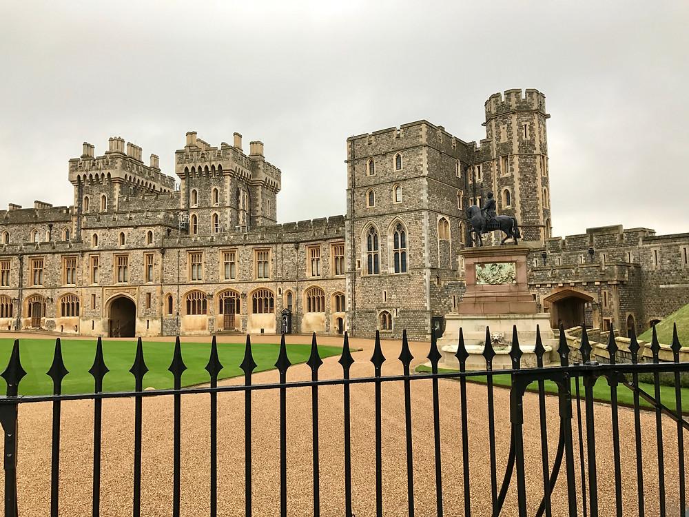Interior del Castillo Windsor