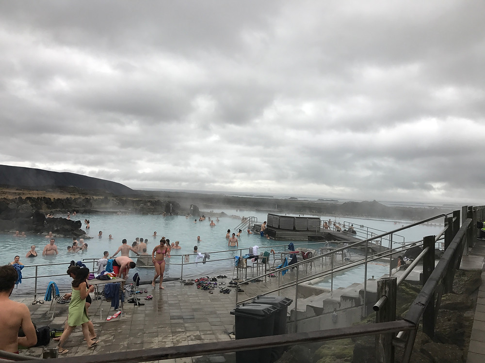 Iceland top spots: Myvatn baths