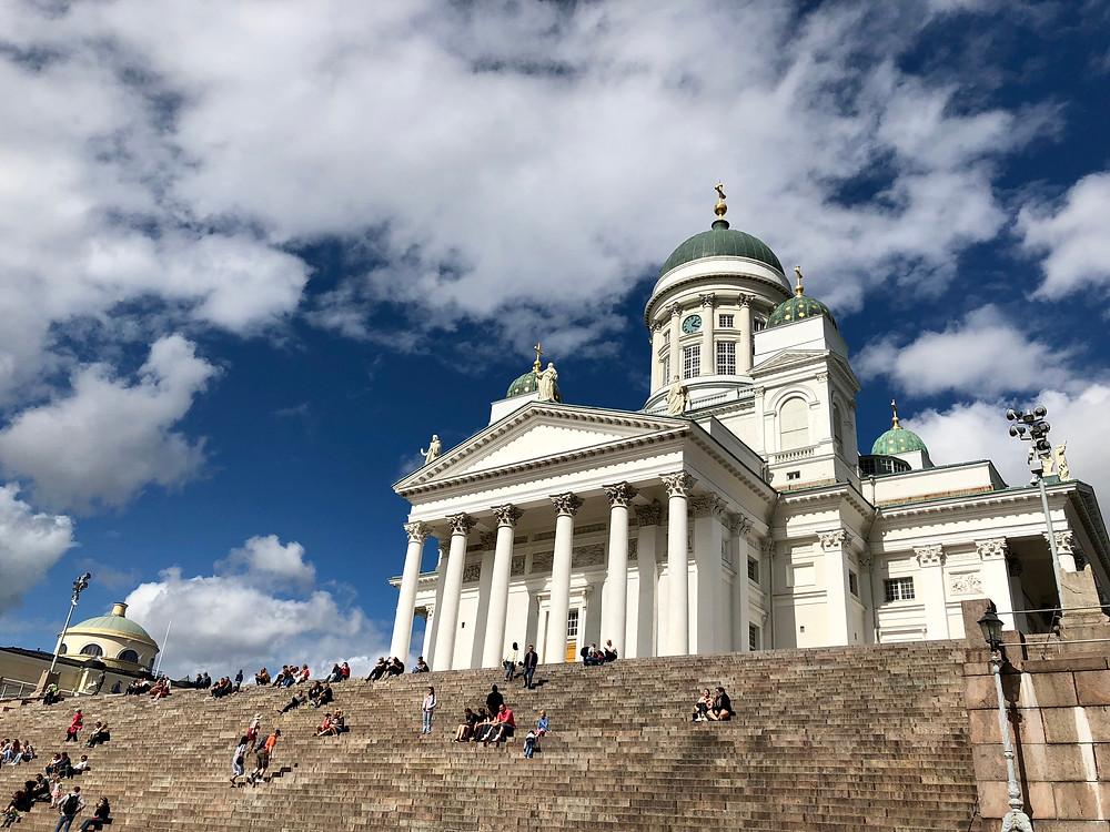 Lugares a visitar en la ciudad de Helsinki