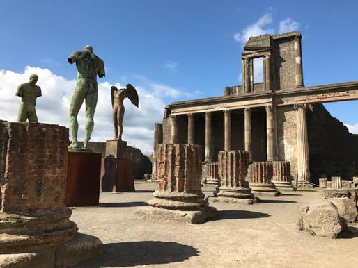 Pompeya, viaje al pasado