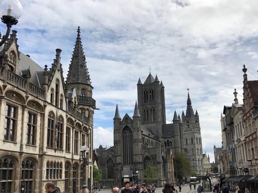 Gante, la ciudad medieval