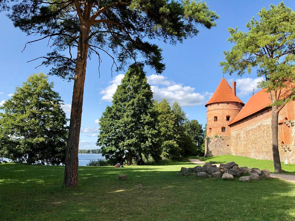 Castillo Trakai Lituania