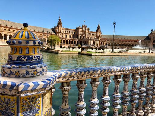Sevilla, arte y azahar a orillas del Guadalquivir