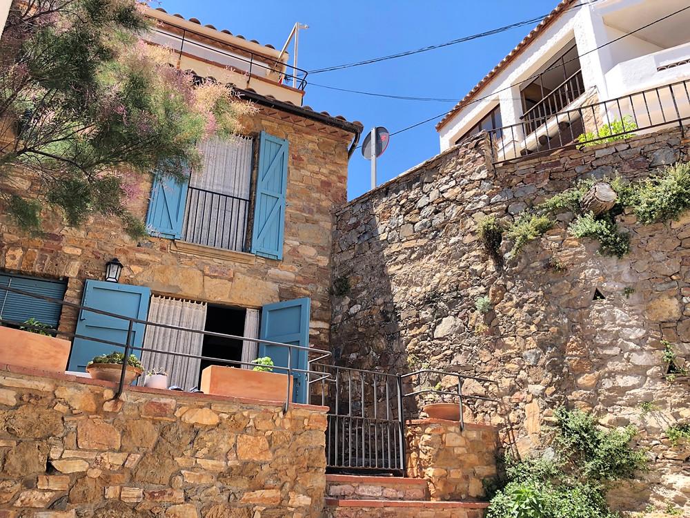 Casas Cala Sa Tuna