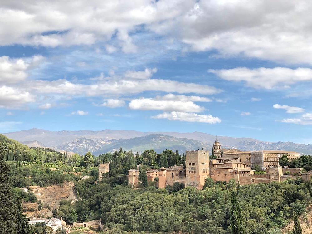 Vistas desde Mirador San Nicolas