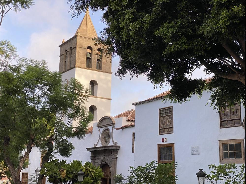 Parroquia de San Marcos en Icod de los Vinos, Tenerife