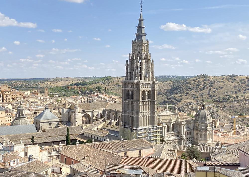 Torre de la Catedral Primada de Toledo