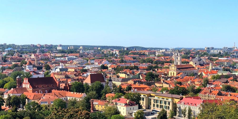 Lugares que ver en Vilna Lituania